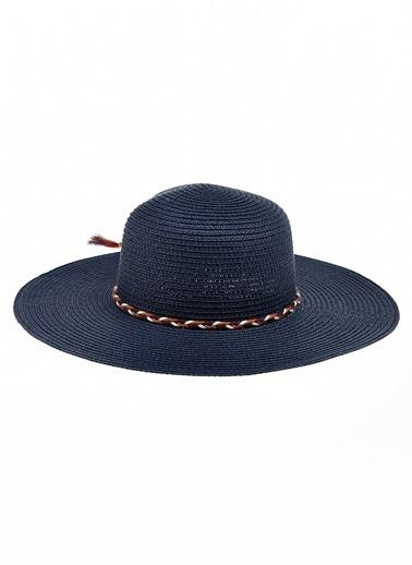 Morhipo Beach Hasır Şapka Lacivert